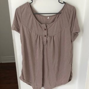Cute and Flowy Baby Doll Blouse!